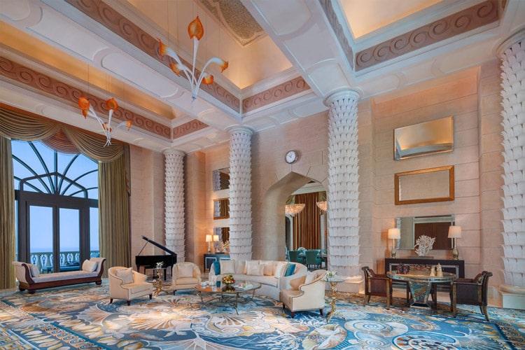 رویال بریج سوییت هتل آتلانتیس پالم دبی