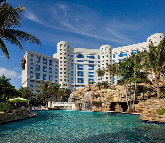 هتل هارد راک در سمینول هارد راک فلوریدا